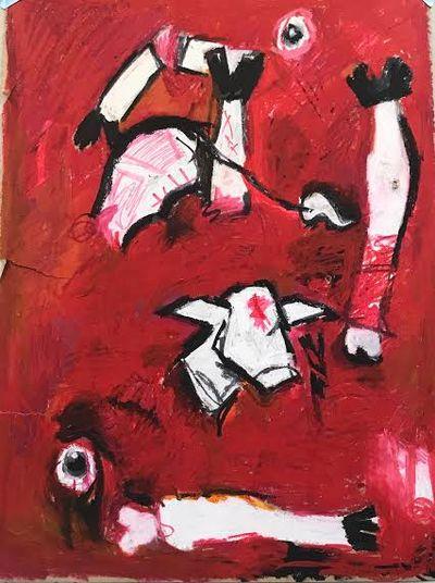 slaughterhouse drawing