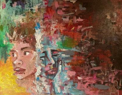 Look ahead painting