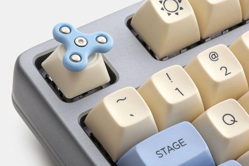 touches d'un clavier custom