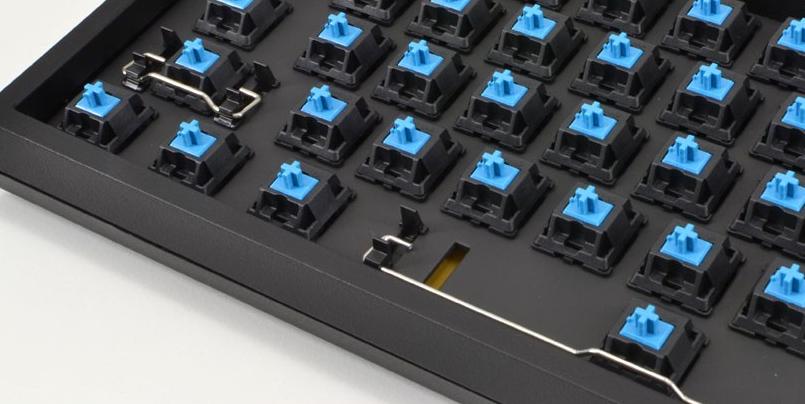 Stabilisateur pour clavier mécanique