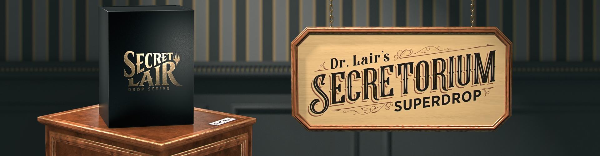 Capacity : Dr. Lair's Secretorium Superdrop