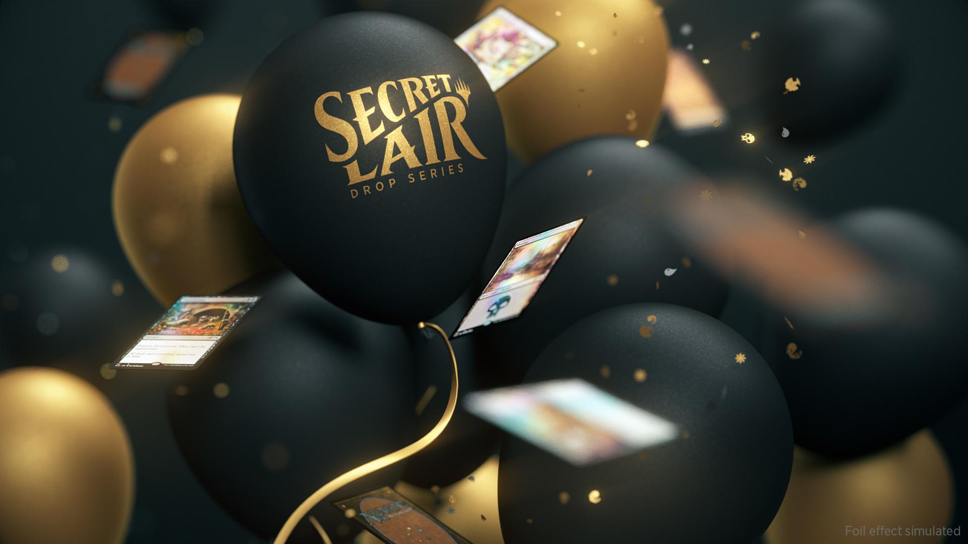 Capacity : Secret Lair Secretversary Superdrop