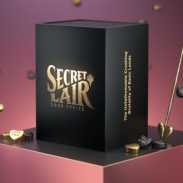 Capacity Studios : Secret Lair Smitten Superdrop