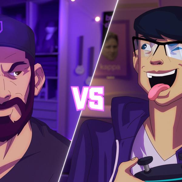 Capacity Studios : Twitch Rivals