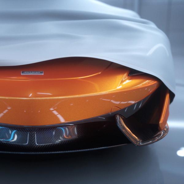 RL x McLaren