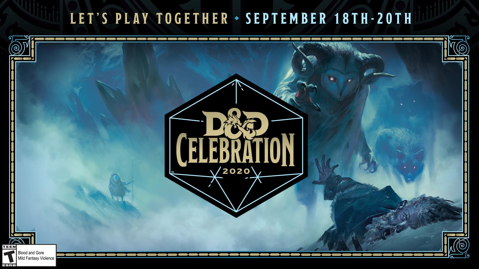 Capacity : D&D Celebration 2020