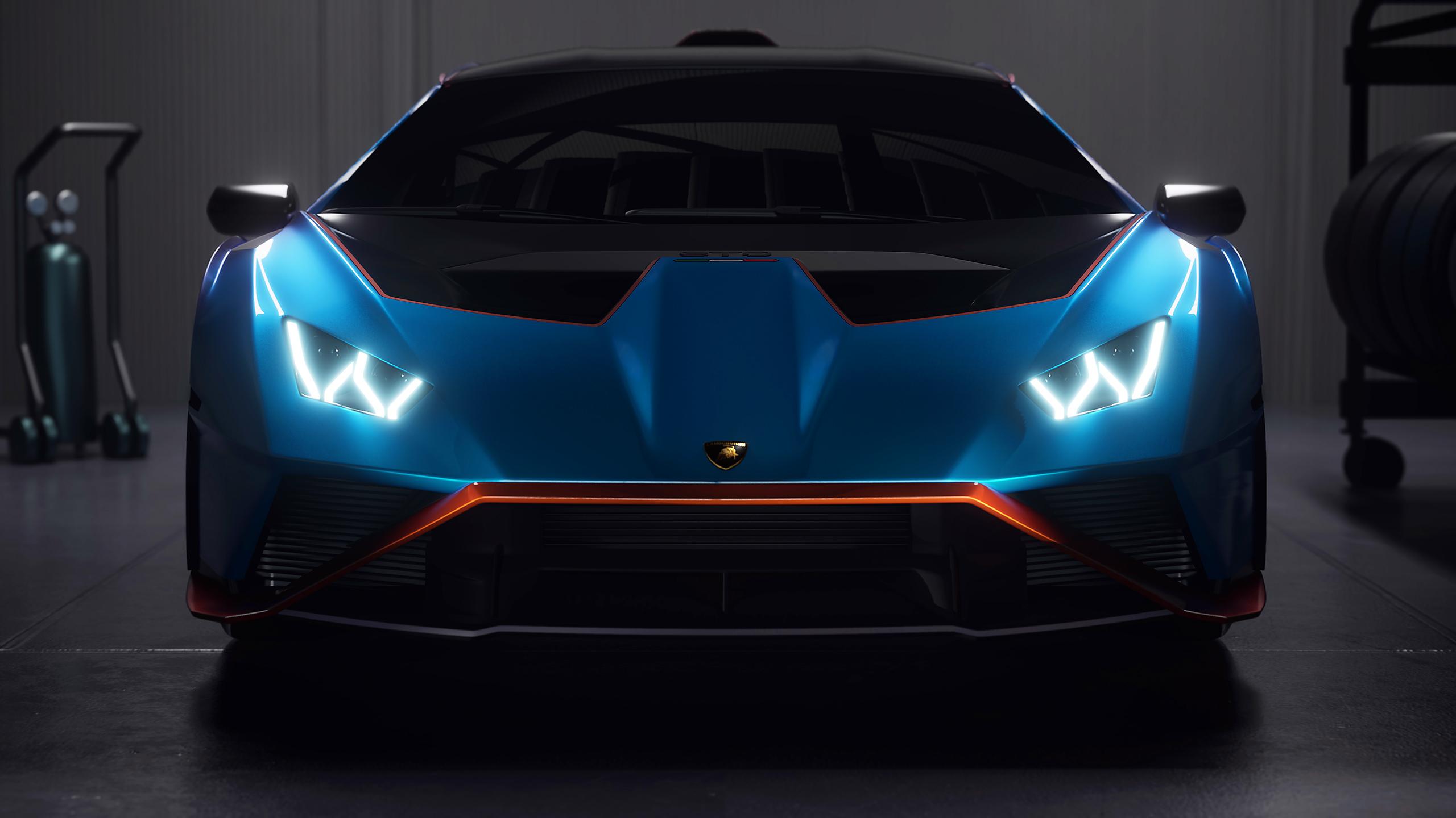 Capacity : Rocket League x Lamborghini Huracan