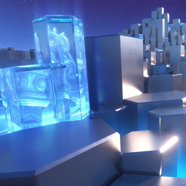 Capacity Studios : Heroes Global Championship