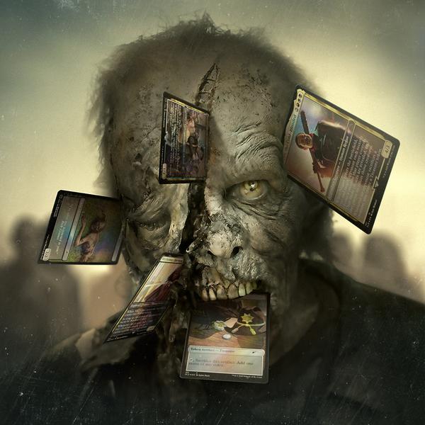 Capacity Studios : Secret Lair x The Walking Dead