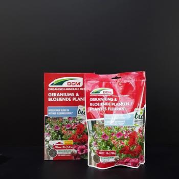 Bloemenmest organisch