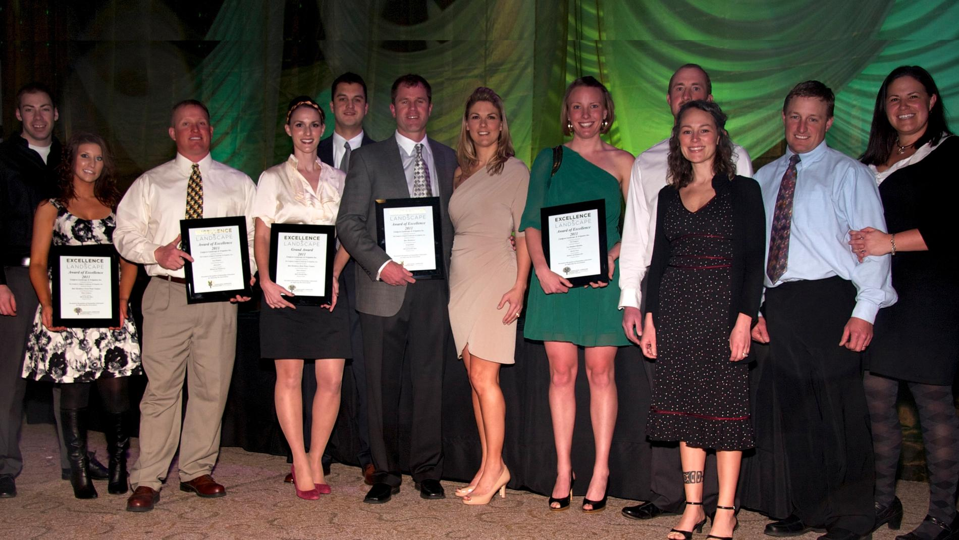 Lindgren Team receives ALCC Awards