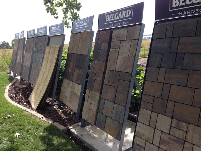 Belgard paver boards