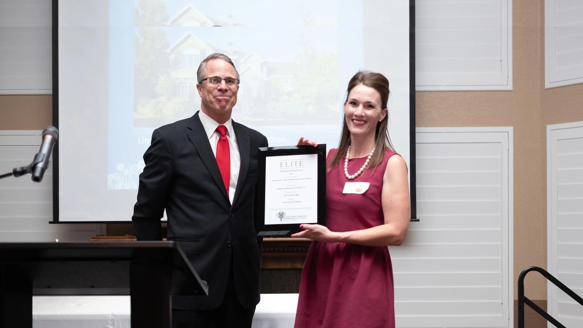 Lindgren Landscape wins ALCC Award