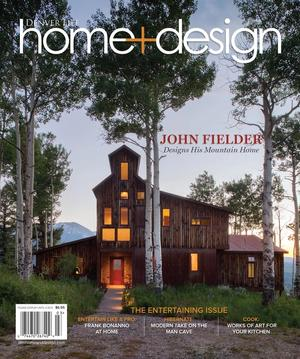 Lindgren Landscape article in Denver Life Magazone