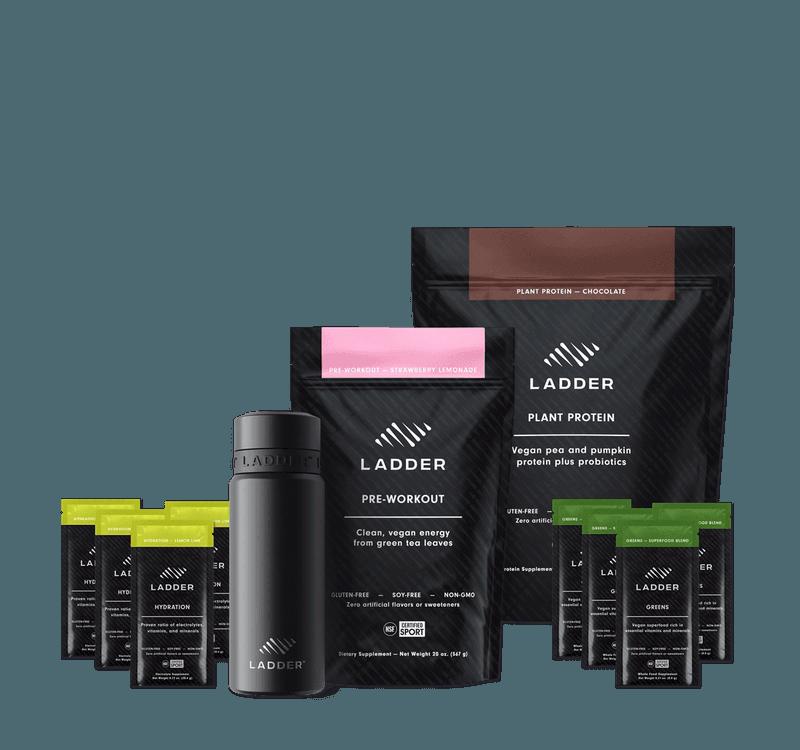 Protein + Pre-Workout Bundle