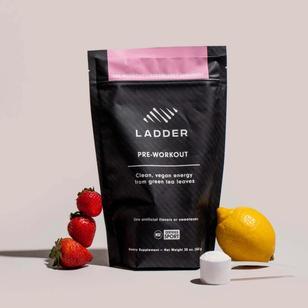 Pre-Workout Strawberry Lemonade