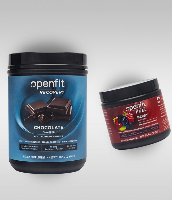 SAVE 25% on the Openfit Premium Performance Bundle!