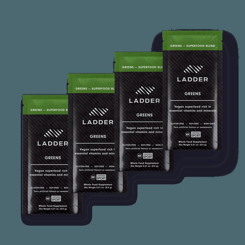 Superfood Greens Superfood Blend / 4 Serving Sampler