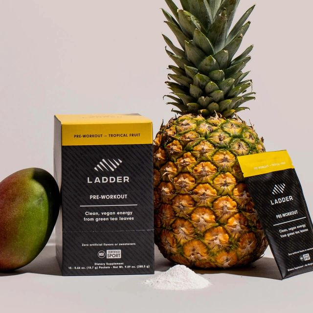 Pre-Workout Tropical Fruit / 30 On-the-Go Packets