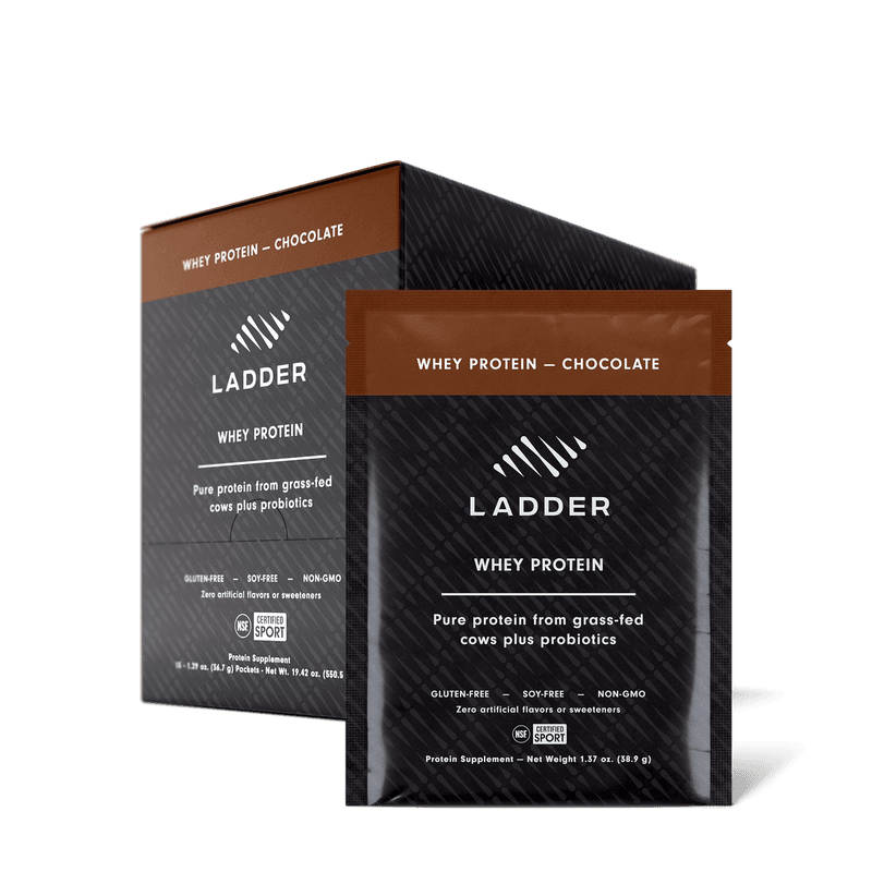 Whey Protein Chocolate / 30 On-the-Go Packets