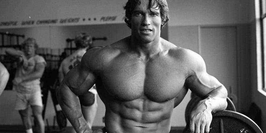Arnold Schwarzenegger's Insane 3 AM Workout | Ladder