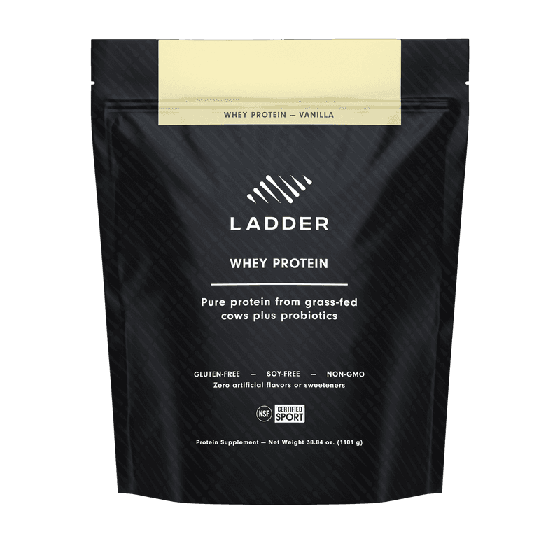 Whey Protein Vanilla / 30 Serving Bag