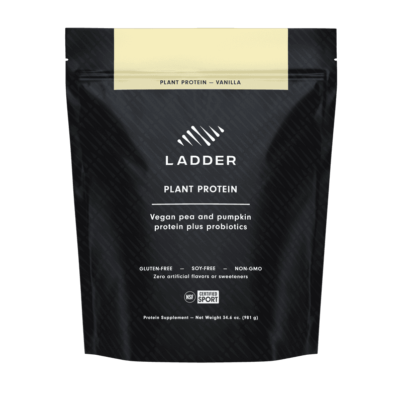 Plant Protein Vanilla / 30 Serving Bag