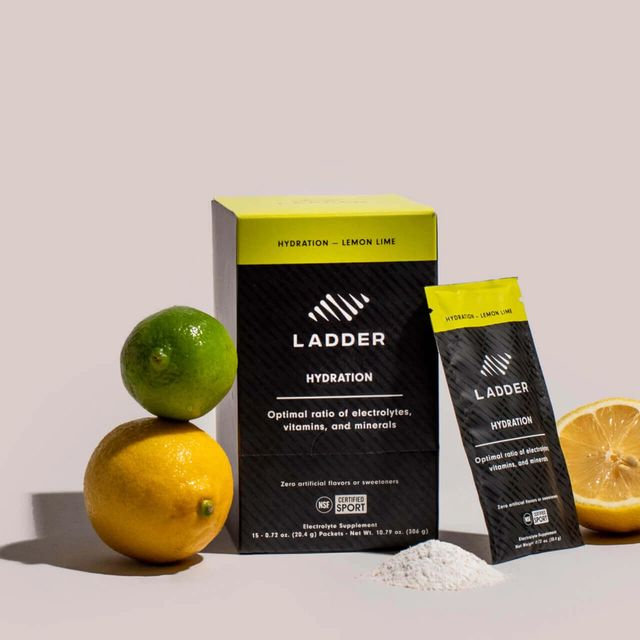 Hydration Lemon Lime / 30 On-the-Go Packets
