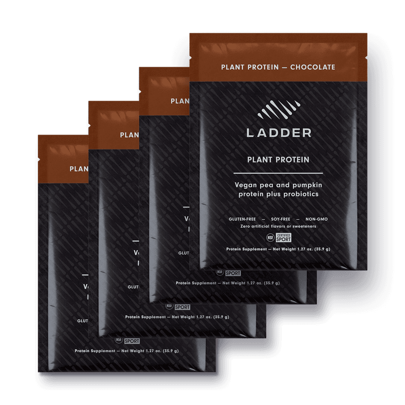 Plant Protein Chocolate / 4 Serving Sampler