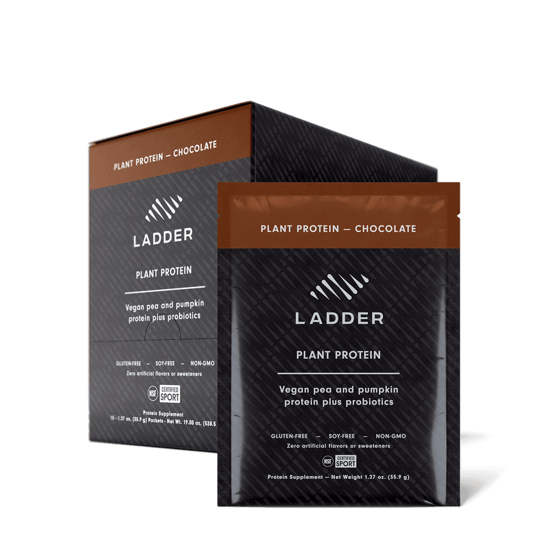 Plant Protein Chocolate / 15 On-the-Go Packets