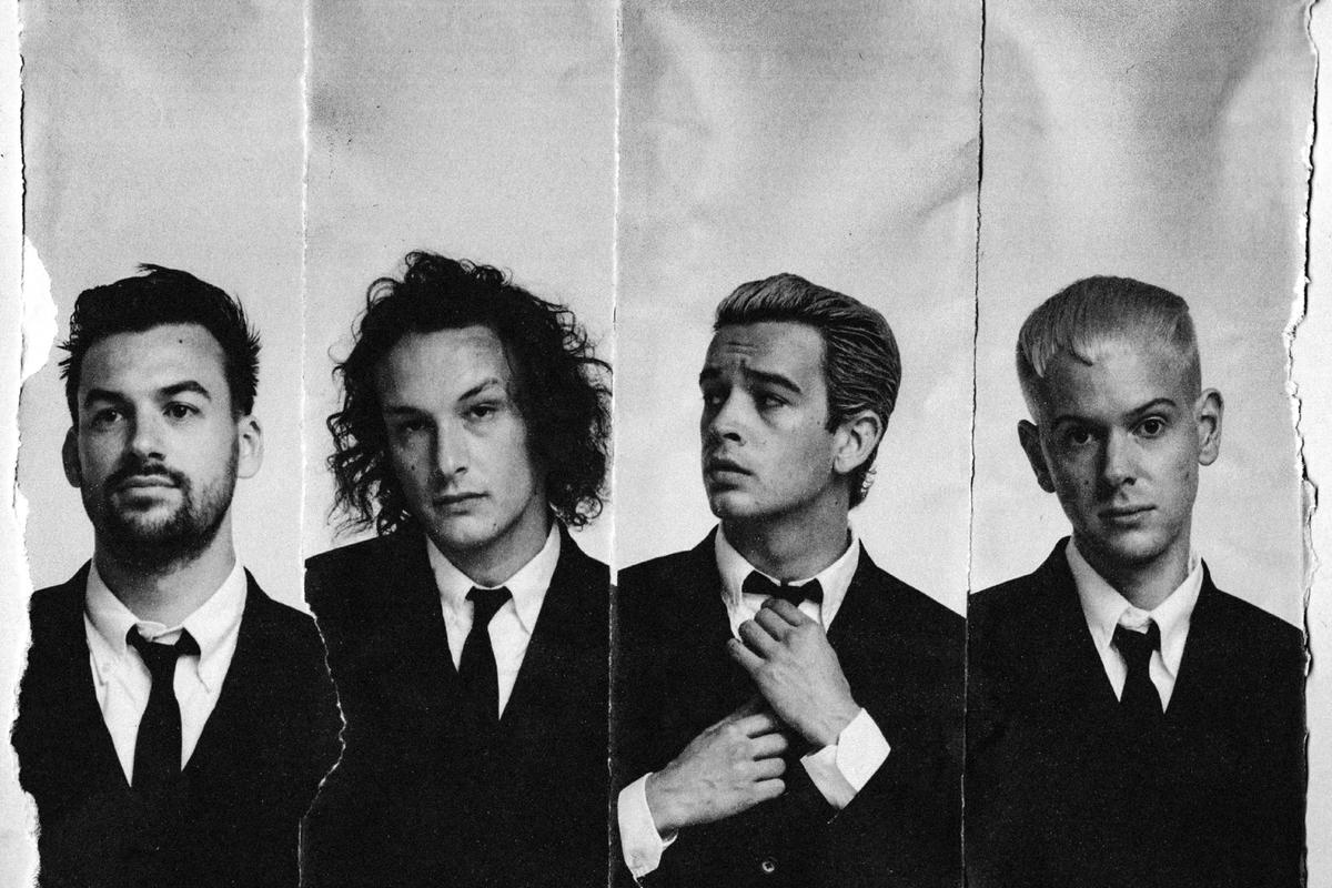 The 1975 ble tiårets band under NME Awards