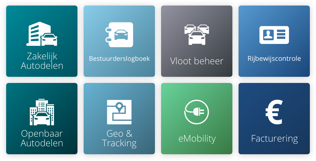 fleetster Software Productportfolio
