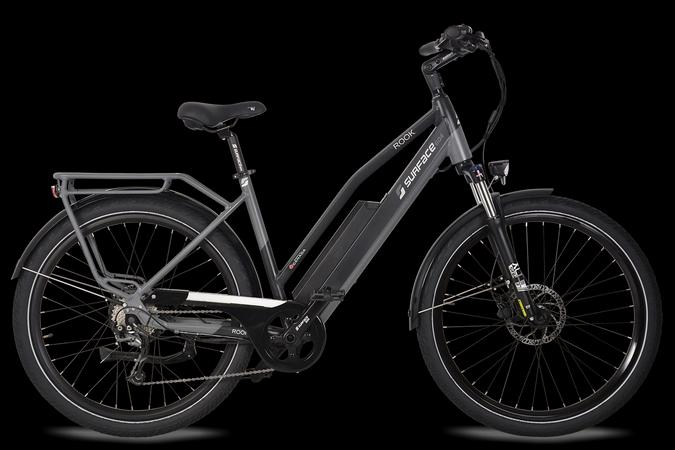 SURFACE 604 ROOK STEP THRU ELECTRIC BIKE