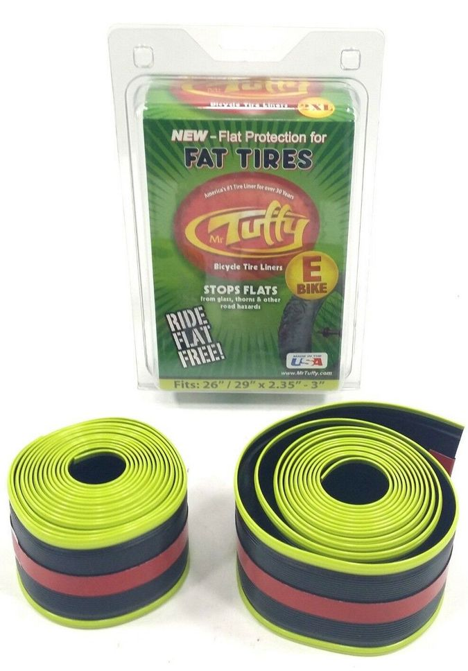 Mr Tuffy Tire Liners