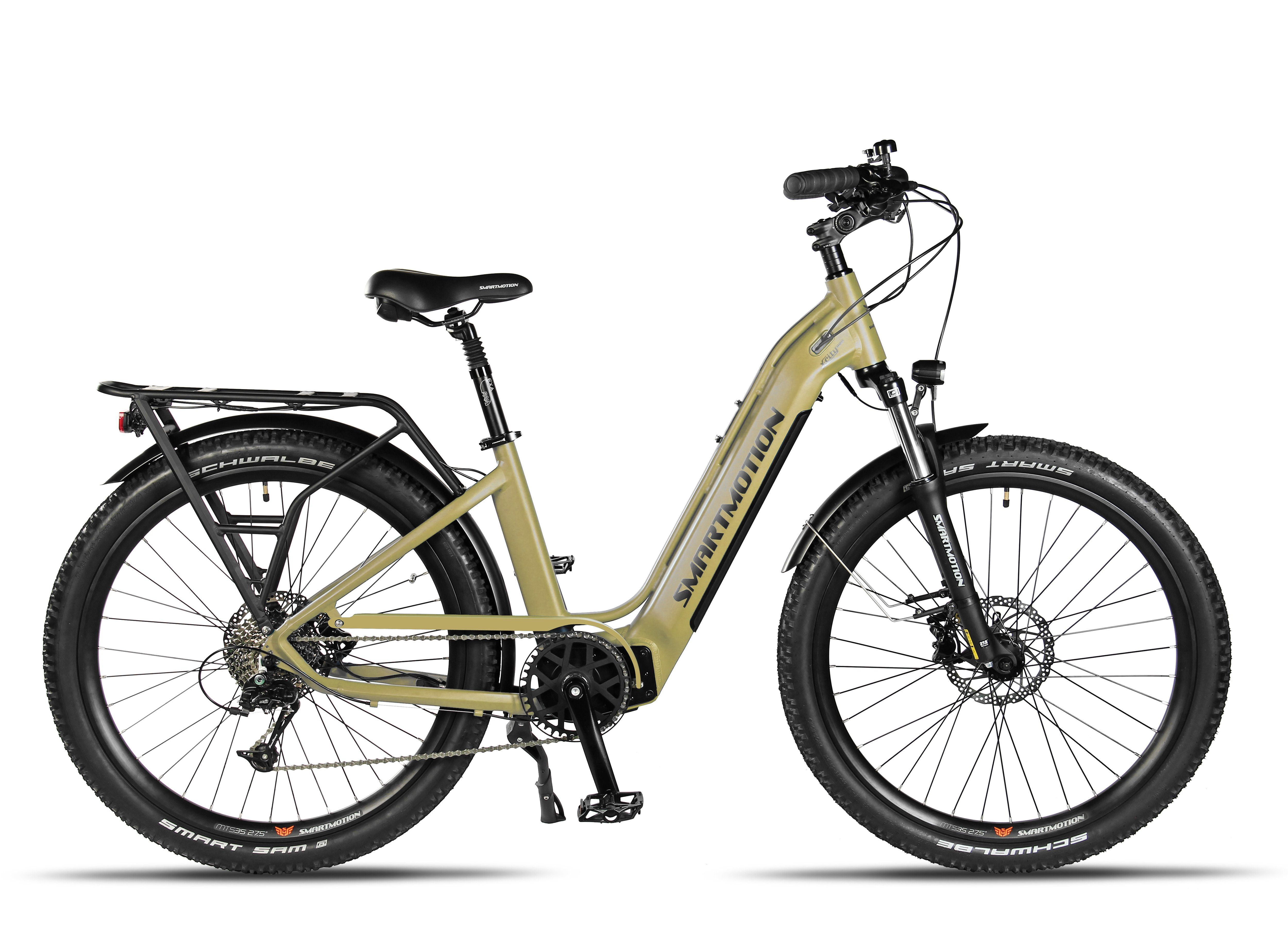 SmartMotion City Commuter Ebike
