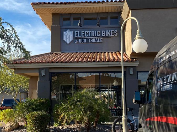 Phat Rides USA, Electric Bikes Of Scottsdale