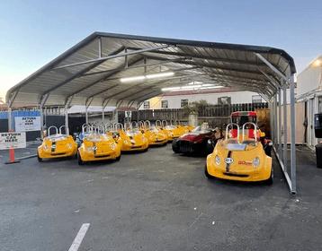 Phat Rides USA, GoCar Tours San Diego