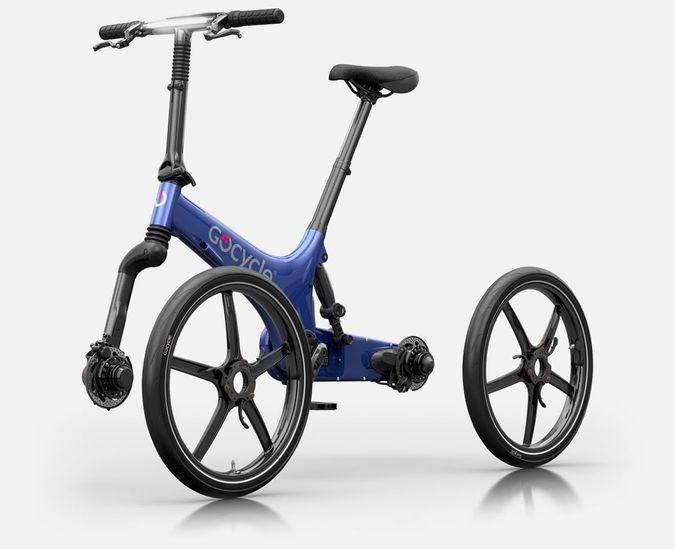 Gocycle Gxi 2021