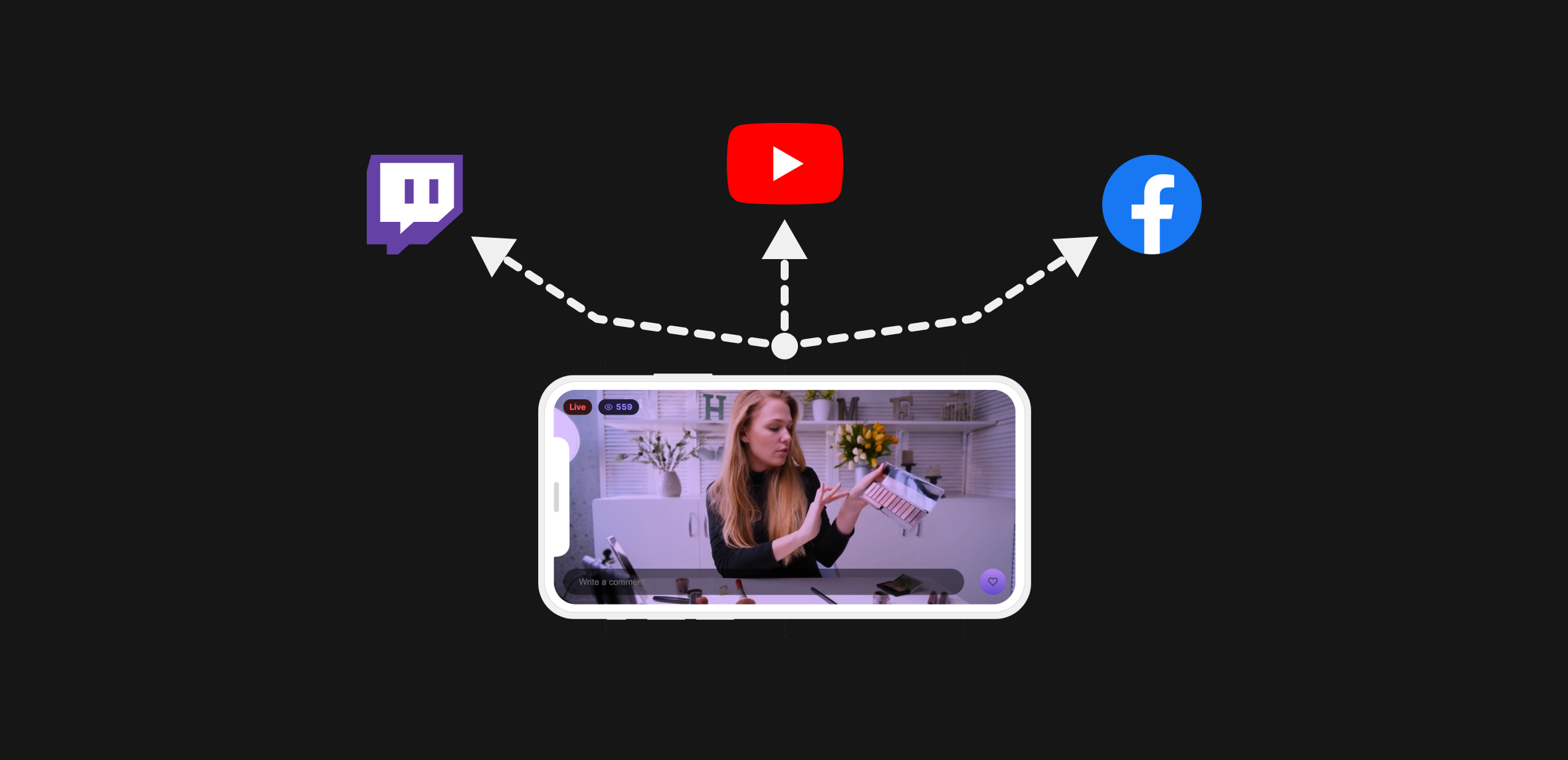 Build Multistreaming into your apps