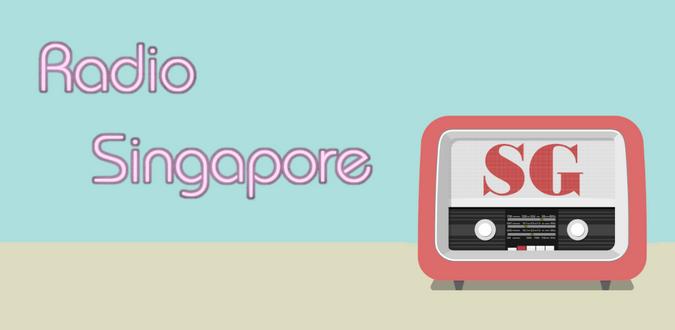 Radio Singapore store poster