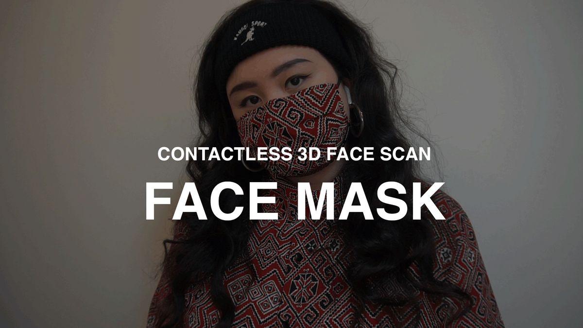 BERNINA Custom Fitted Face Mask banner