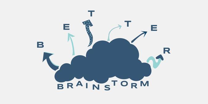 braintstorming, teamwork, brainstorm better, mindset matters