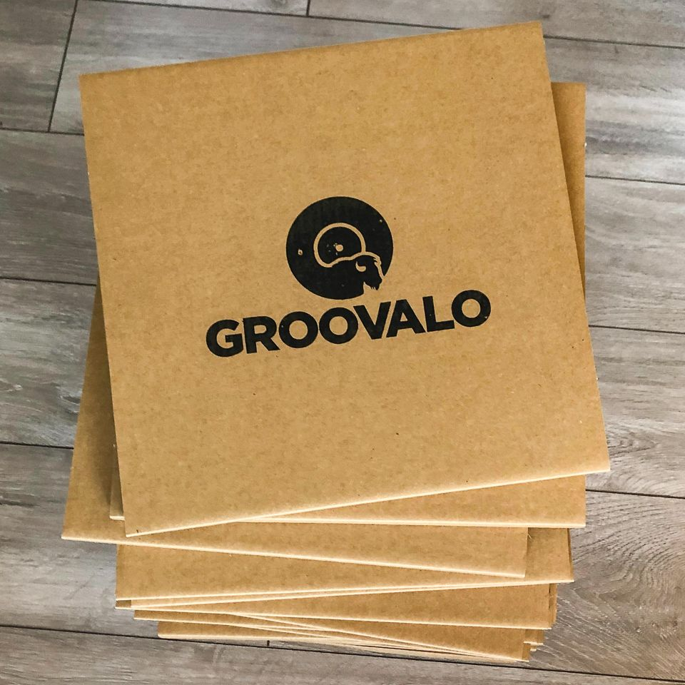 Groovalo boxes
