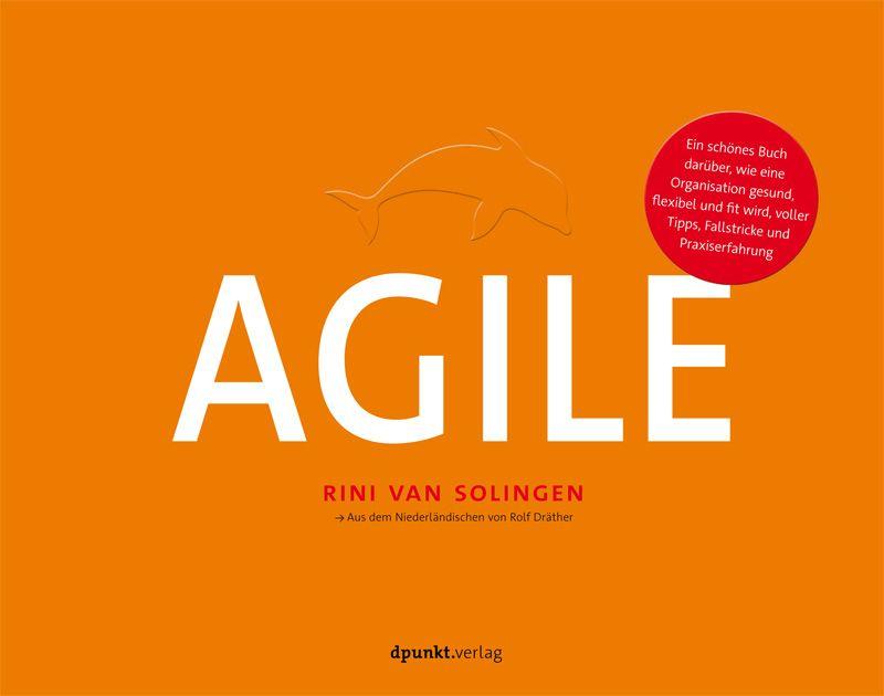 Cover des Buches Agile
