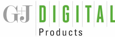 G+J Digital Products Logo