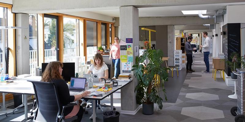 Bild des mindmatters Büros