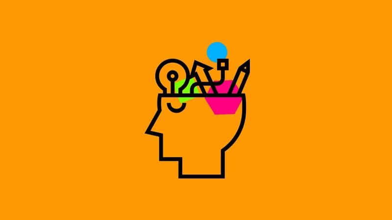 Illustration des Design Thinking