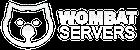 Wombat Servers ARK: Survival Evolved server host logo