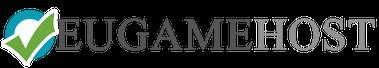 EU Game Host 7 Days to Die server host logo