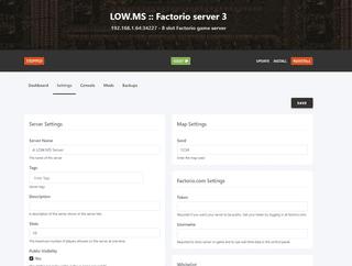 LOW MS ARK: Survival Evolved Server Hosting